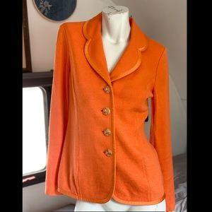 St. John collection blazer